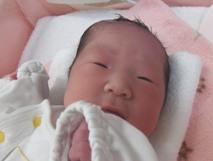 2016年6月20日生まれ 遥葵ちゃん