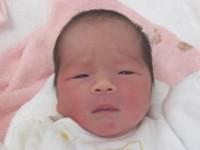 2016年6月5日生まれ 茉永ちゃん