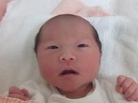2016年8月28日生まれ 果歩ちゃん