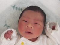 2016年9月24日生まれ 翔汰くん
