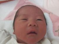 2016年10月14日生まれ 乃香ちゃん