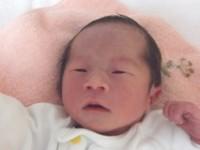 2016年5月10日生まれ 奈津ちゃん
