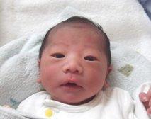 2016年5月16日生まれ 蒼真くん