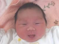 2016年3月3日生まれ 愛心ちゃん