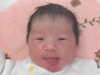 2016年2月17日生まれ 茉日瑠ちゃん