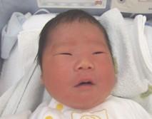 2016年3月11日生まれ 楓斗くん