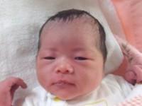 2016年4月27日生まれ 杏優ちゃん