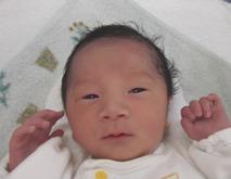 2016年3月15日生まれ 源樹くん