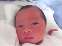 2016年1月8日生まれ 俐和くん