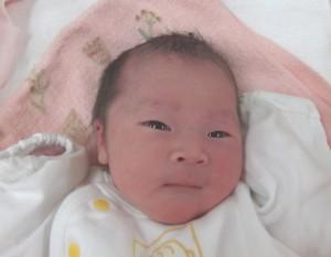 2017年3月1日生まれ 千尋ちゃん