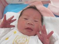 2017年9月16日生まれ 妃舞ちゃん