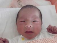 2017年11月12日生まれ 楓香ちゃん