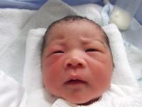 2017年10月1日生まれ 瑛太郎くん