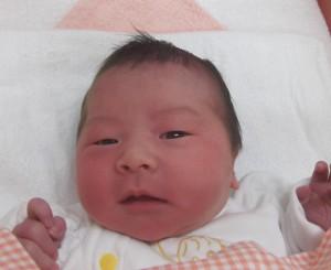 2017年12月3日生まれ 愛花ちゃん