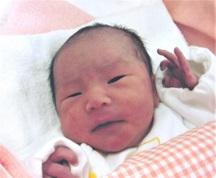 2018年2月11日生まれ 妃咲ちゃん