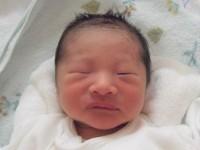 2018年2月9日生まれ 錦錫くん