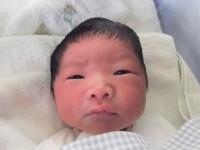 2018年2月14日生まれ 英太郎くん