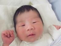 2018年3月28日生まれ 琥翔くん