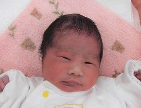 2018年3月10日生まれ 凛桜ちゃん