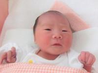 2018年6月8日生まれ 惺愛ちゃん