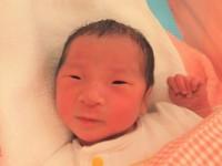 2018年6月28日生まれ 優衣ちゃん