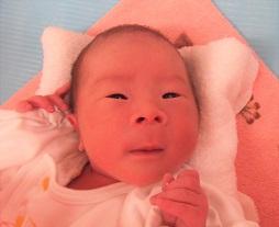 2018年7月1日生まれ 海里ちゃん
